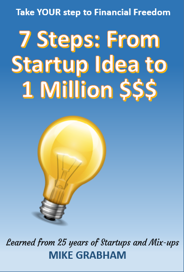 7 Steps: From Startup Idea to 1 Million $$$ Course